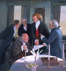 authors of declaration of independence